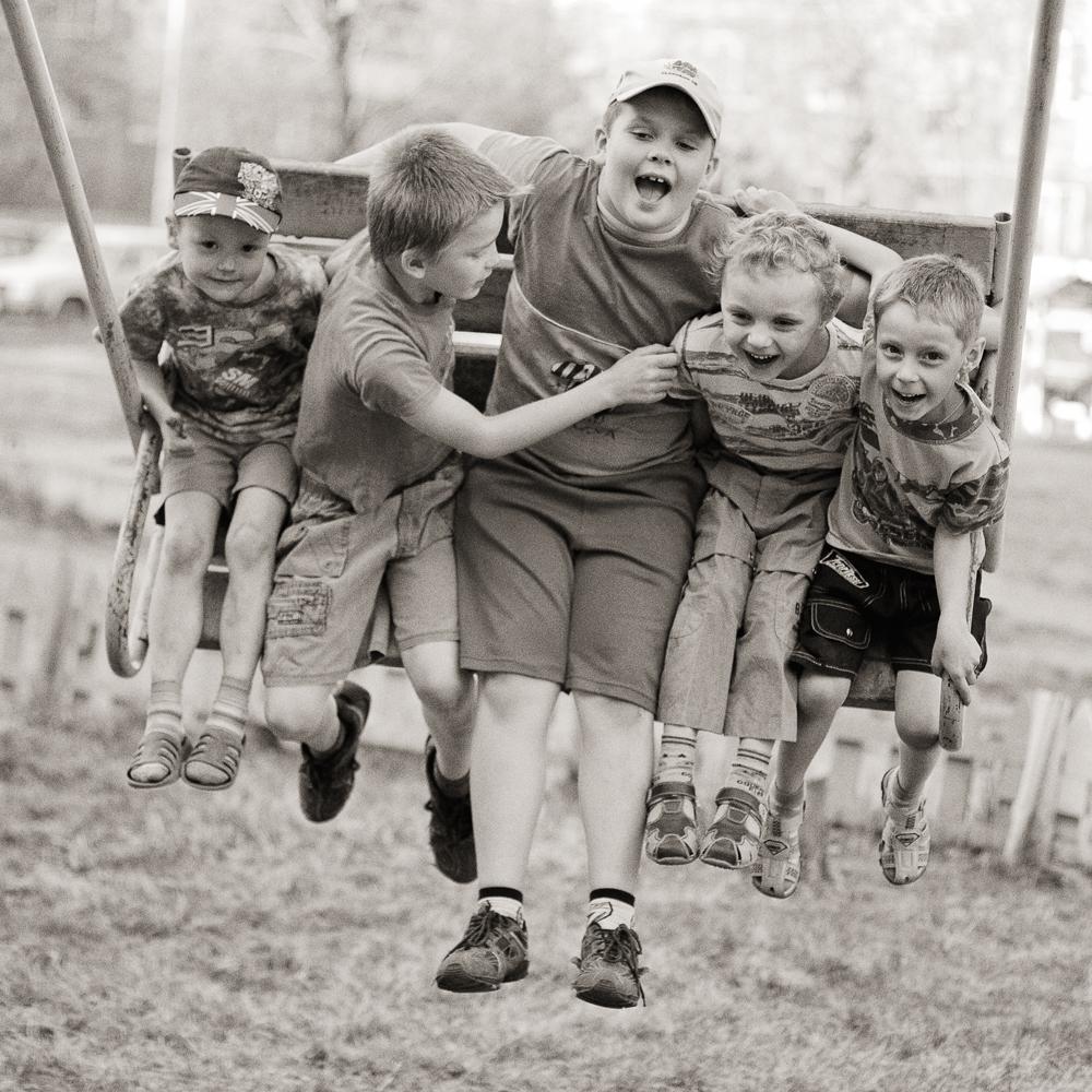 Гравитация детства или Пацаныы!!! Летим! ЁПРСТ