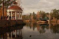 Осенний парк.