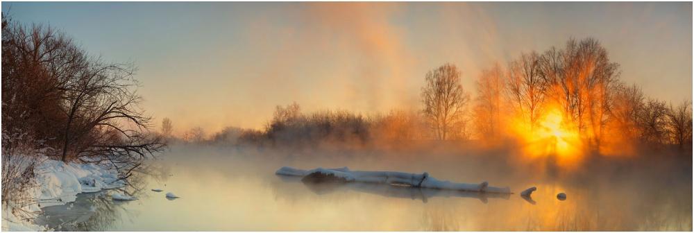 По солнечным тропам туманной реки