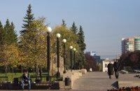 Осень на Кировке