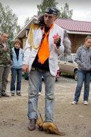Фестиваль рок - музыки Уральский рубеж 2011.